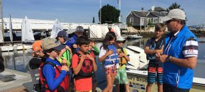 Sail Newport Kids Camp