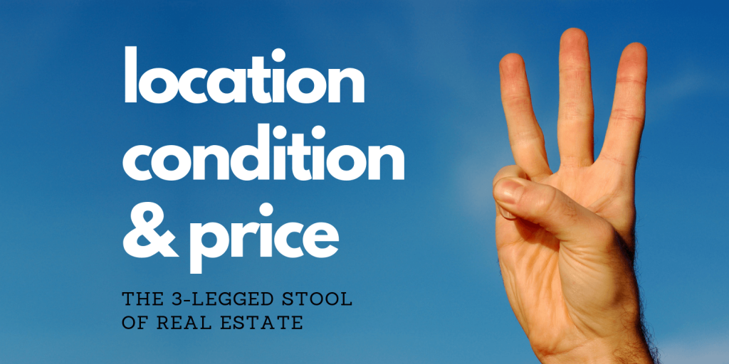 Location Condition & Price - real estate formula