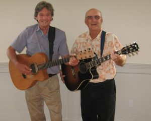 The Kane Brothers perform at Fort Adams