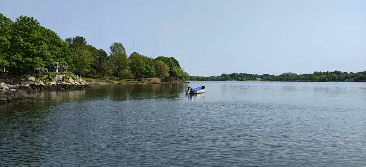 Nanaquacket Pond Tiverton Rhode Island