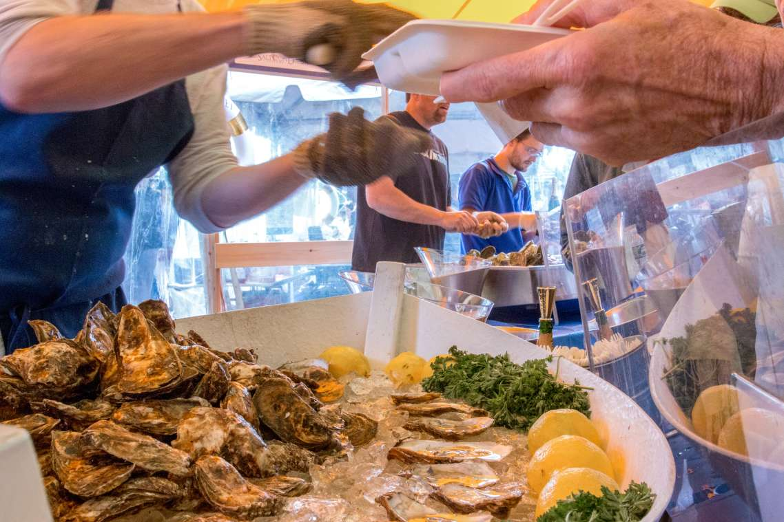Newport Oyster and Chowder Festival